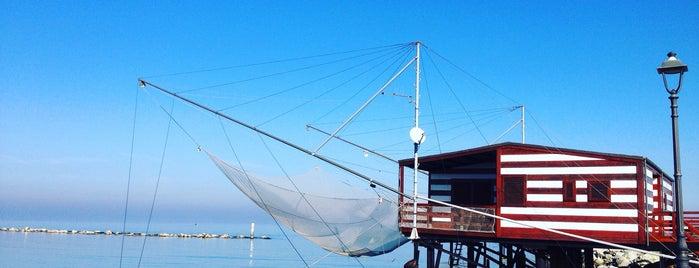 Cesenatico is one of Riviera Adriatica.