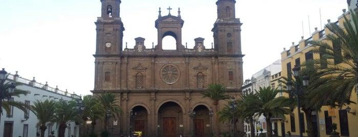 Catedral de Santa Ana is one of Gran Canaria.