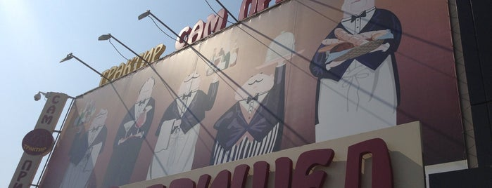 Сам пришел is one of «Коммерсантъ» в заведениях Москвы.