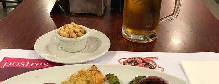Cafetería El Corte Inglés is one of Lugares favoritos de Paola.
