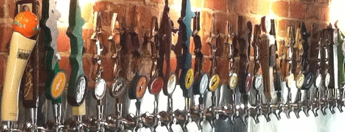 World of Beer is one of Raleigh Favorites.