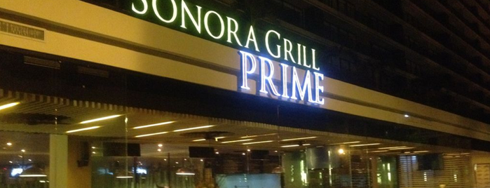 Sonora Grill Prime Vallarta is one of DF.