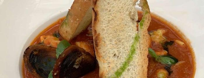 Al Fresco Italian Trattoria is one of Dubai Food 7.