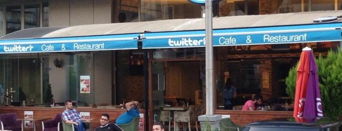 Twitter'r Cafe is one of Hamit'in Kaydettiği Mekanlar.
