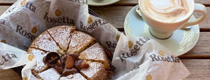 Rosetta Bakery is one of สถานที่ที่ Наталья ถูกใจ.