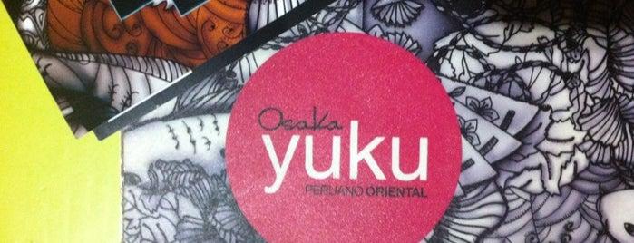 Osaka Yuku is one of Buenos Aires.