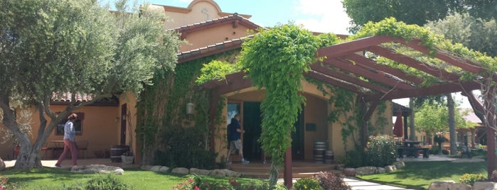 Silver Horse Vineyards is one of Attractions.