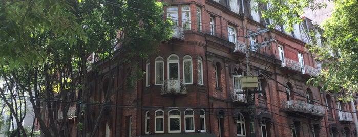 Edificio Río de Janeiro (La Casa de las Brujas) is one of Locais salvos de Mare.