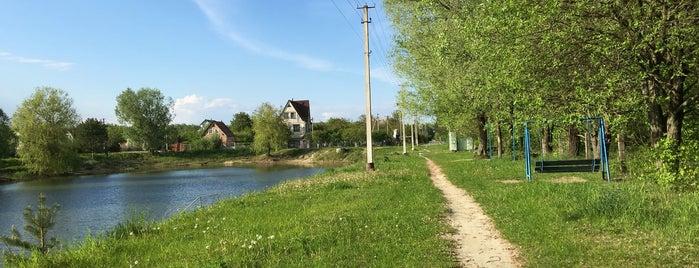 озеро в Сулимовке is one of Orte, die Tatyana ✌💋👌 gefallen.