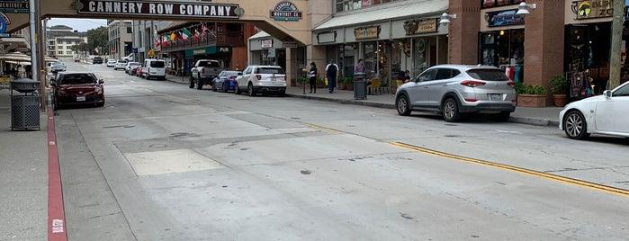Cannery Row is one of Alan : понравившиеся места.