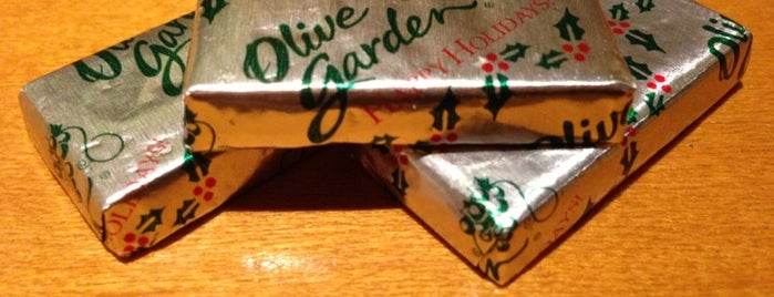 Olive Garden is one of Lugares favoritos de Fly Lady Dii.