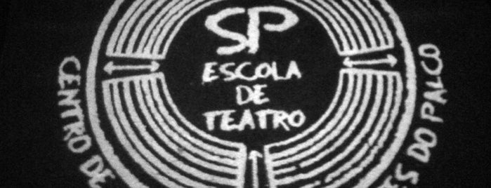 SP Escola de Teatro is one of Orte, die Jadiânia gefallen.