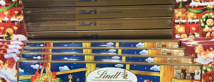Lindt is one of D.C.