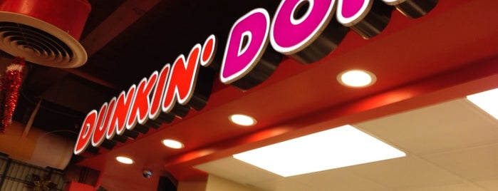 Dunkin' is one of Orte, die Christopher gefallen.