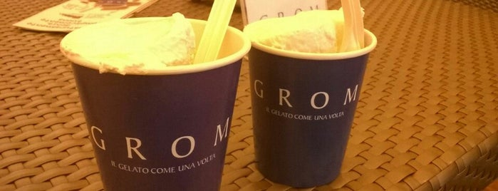 Grom is one of Icoさんのお気に入りスポット.