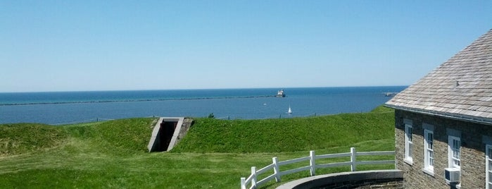 Fort Ontario State Historic Site is one of Keith's Liked Places.