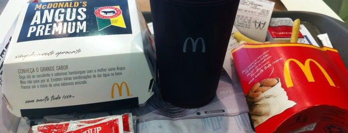 McDonald's is one of Lieux sauvegardés par Helder.