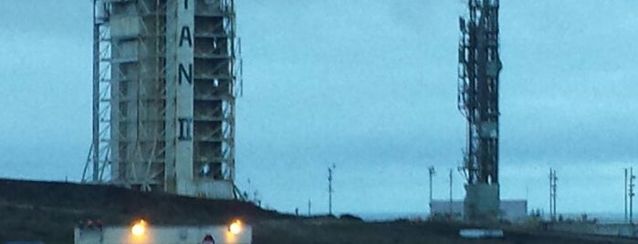 SpaceX Launch Complex is one of Crazy Places.