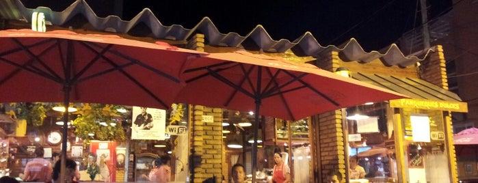 Gerónimo Bar is one of Confiterias San Bernardo.
