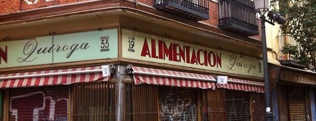 Calle de las Huertas is one of Funky Madrid.