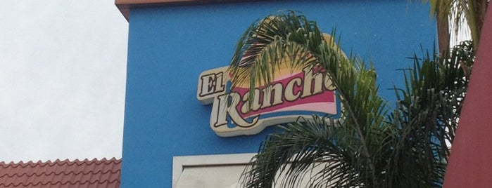 El Rancho is one of Foodieさんの保存済みスポット.