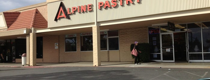 Alpine Pastry & Cakes is one of East Bay Sweets and Savory.
