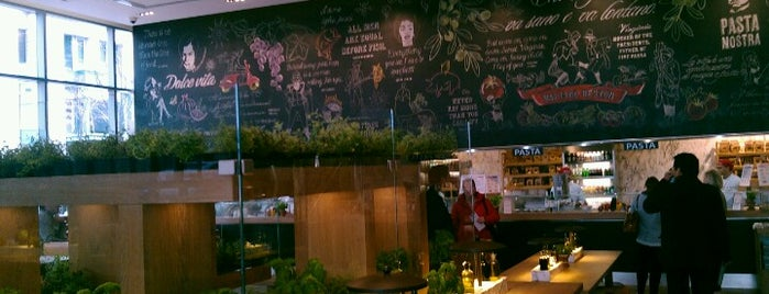 Vapiano is one of Bars.