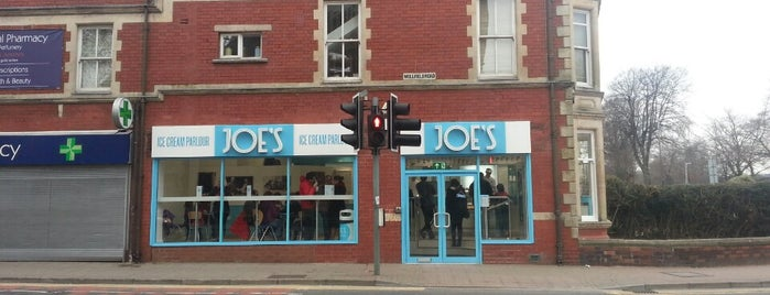 Joe's is one of Wales.