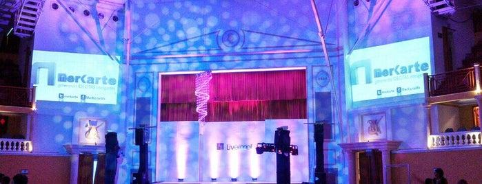 Circo Teatro Renacimiento is one of Olaf'ın Beğendiği Mekanlar.