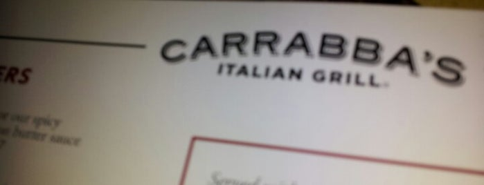 Carrabba's Italian Grill is one of Posti che sono piaciuti a Annie.