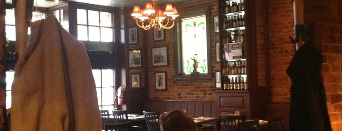 Gettysburg Eddie's is one of สถานที่ที่บันทึกไว้ของ G.