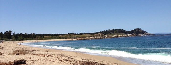 Monastery Beach is one of Attractions to Visit.
