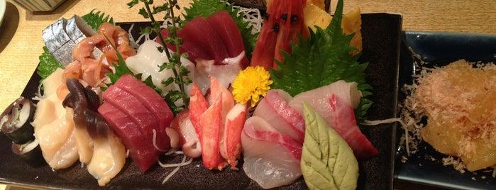 Sakae-zushi is one of (도쿄) 스시.