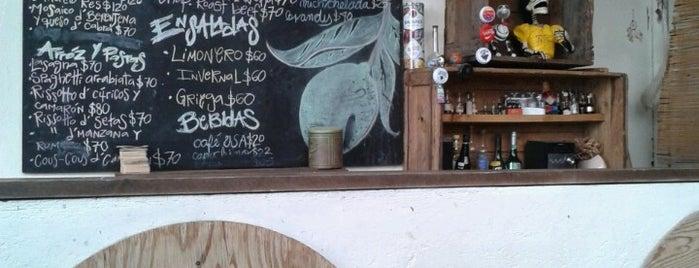 El Limonero is one of Cafeterias por visitar..