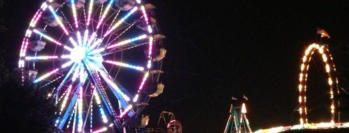 Vernon Hills Summer Celebration is one of สถานที่ที่ Klaudia ถูกใจ.