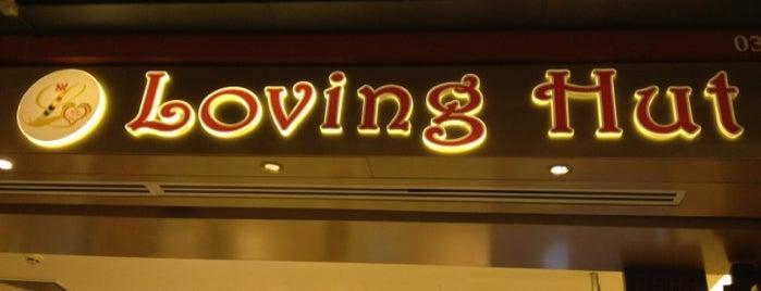 Loving Hut is one of Vegetarian / SG.