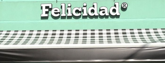 Felicidad is one of Cafés.