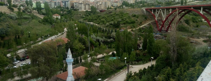 Ballıbaba Sokak is one of CADDE-SOKAK.