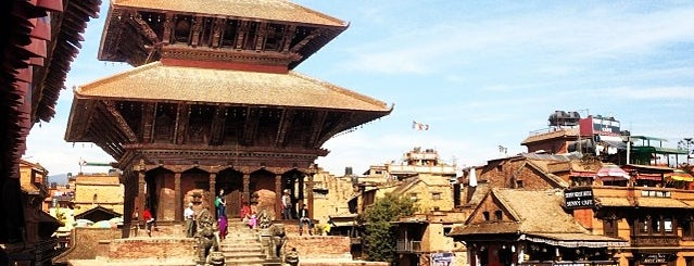 Taumadi (Nyatapola) Square is one of Orte, die Manish gefallen.