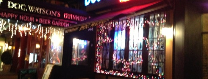 Doc Watson's is one of Upper East Side Bucket List.