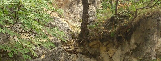 szódás-barlang is one of Budai hegység/Pilis.