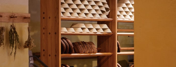 SOFI Bakery is one of Europa + Países Nórdicos.