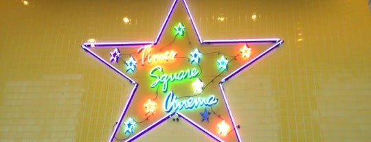 Times Square Movie Theater is one of William'ın Beğendiği Mekanlar.