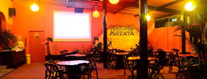 Hakuna Matata Music Pub is one of Viagem da Ana à Natal.