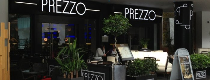 Prezzo is one of Never been.