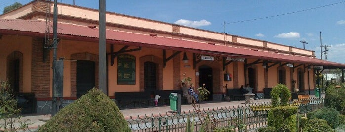 Museo Del Ferrocarril is one of Armando: сохраненные места.
