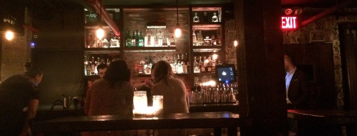 Abajo is one of Good bar food (NYC).