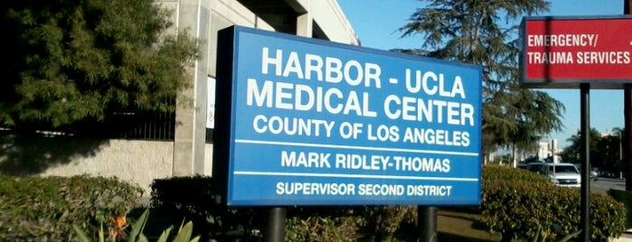 Harbor-UCLA Medical Center is one of Lieux qui ont plu à Paco.