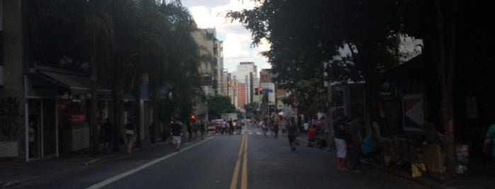 Rua Augusta is one of O bicho em SP.