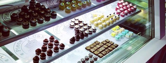 Piece Of Cake is one of Nouf: сохраненные места.